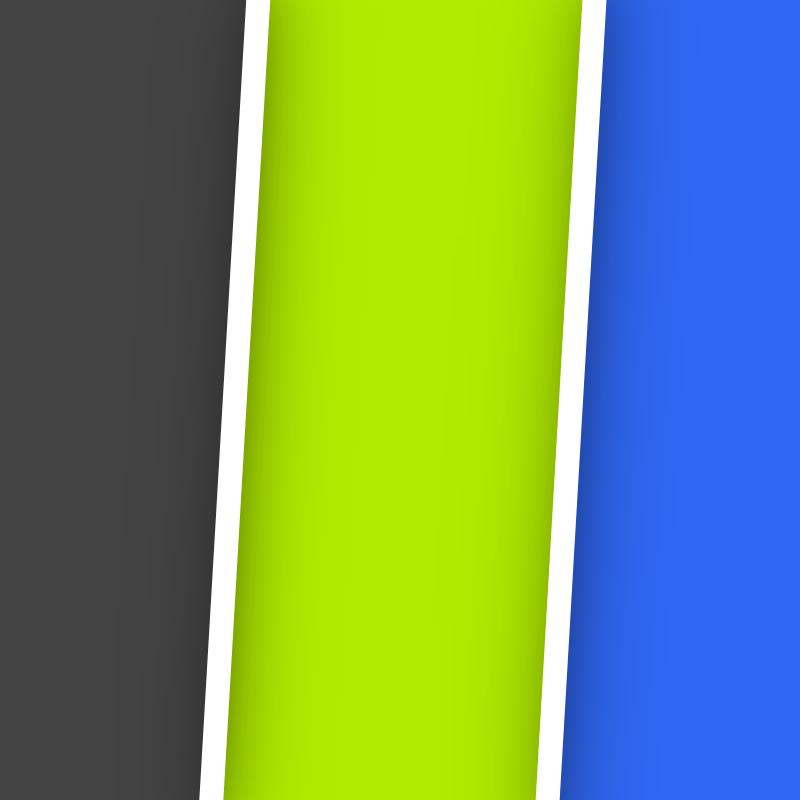 Siva/Zelena/Modra